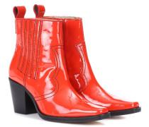 Ankle Boots Callie aus Lackleder