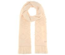 Schal aus Aranstrick