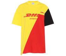 T-Shirt DHL aus Baumwolle