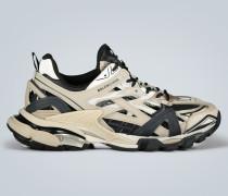 Sneakers Track.2 mit Einsätzen