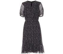 Kleid Laurel aus einem Seidengemisch