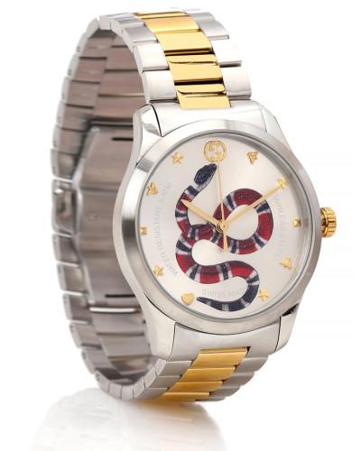 Uhr G-Timeless 38mm aus Edelstahl