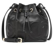 Bucket-Bag Juno aus Leder