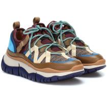 Sneakers Blake aus Leder