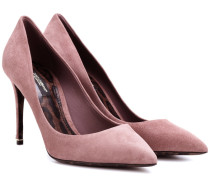 Pumps Kate aus Veloursleder