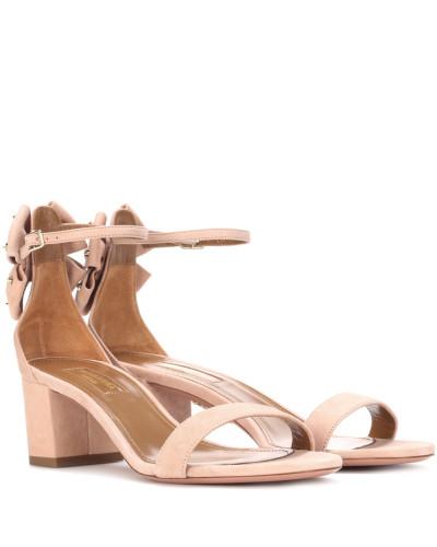 Sandaletten Siena 50 aus Veloursleder