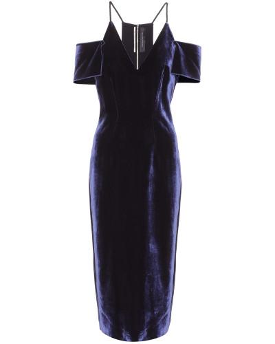 Exklusiv bei Mytheresa – Kleid Goldney aus Samt
