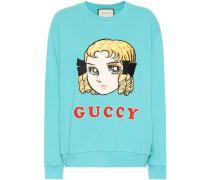 Sweatshirt Guccy aus Baumwolle
