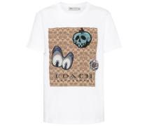 X Disney® T-Shirt aus Baumwolle