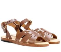 Sandalen Lilia aus Leder