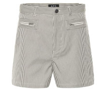 Shorts Angie aus Stretch-Baumwolle