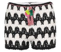 Shorts Zebra aus Baumwolle