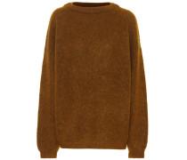 Pullover Dramatic aus einem Mohair-Wollgemisch