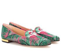Slippers Flamingo