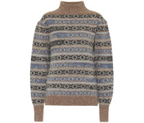 Pullover Ned aus Wolle