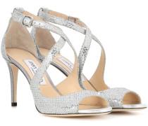Sandalen Emily 85 mit Glitter