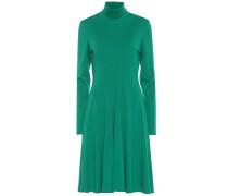 Kleid aus Woll-Jersey