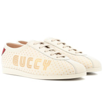 Sneakers Falacer mit Guccy-Print
