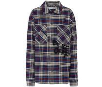 Hemd aus einem Baumwollgemisch