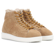 Sneakers Stargame aus Leder