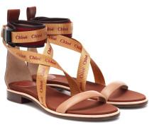 Sandalen Veronica aus Leder