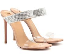 Verzierte Sandalen Spritz 105