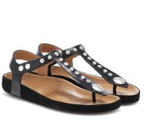 Sandalen Enore aus Leder