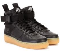 Sneakers Air Force 1 Mid mit Leder