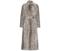 Mantel Jill aus einem Baumwollgemisch