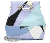 Bucket-Bag Bonita aus Satin
