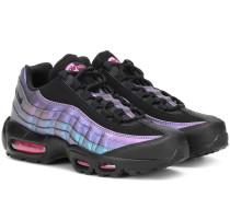 Sneakers Air Max 95 mit Leder