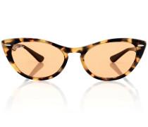 Cat-Eye-Sonnenbrille Nina