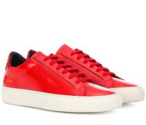 Sneakers Achilles Premium aus Leder