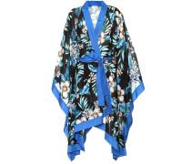 Bedruckter Kimono aus einem Baumwollgemisch