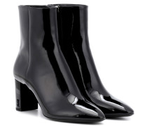 Ankle Boots Lou 70 aus Lackleder