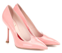 Pumps I Love Vivier aus Lackleder