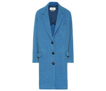 Mantel Gimi aus einem Wollgemisch