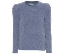 Pullover aus einem Kaschmirgemisch