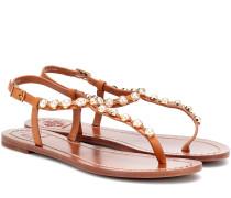 Sandalen Emmy aus Leder