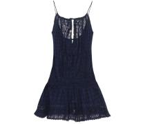 Besticktes Kleid Chelsea aus Baumwolle
