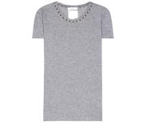 T-Shirt Rockstud Untitled aus Baumwolle