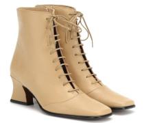 Ankle Boots Kate aus Leder