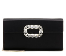 Clutch Evening Envelope aus Satin