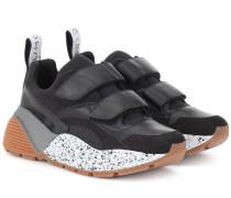 Sneakers Gomma aus Leder