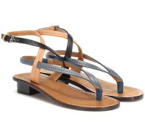 Sandalen Jeony aus Leder