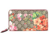 Blooms Portemonnaie mit Print