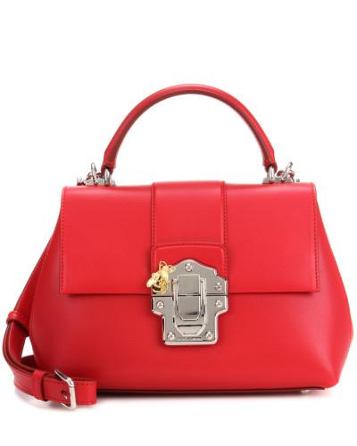 Dolce & Gabbana Damen Ledertasche Lucia Zum Verkauf Footlocker l39Nph