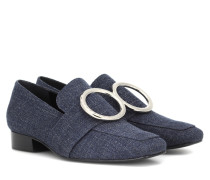Loafers Harput aus Twill