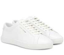 Sneakers Andy aus Leder