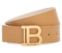Gürtel B-Belt aus Leder